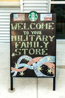 Starbucks Military Family Dedication 08.21.15